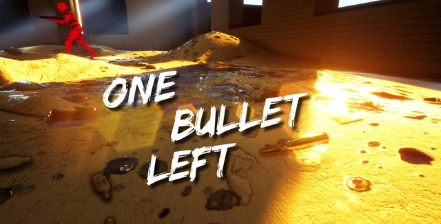 One Bullet left screenshot