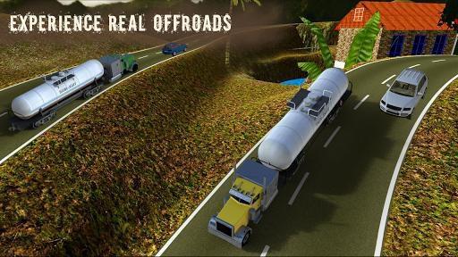 Oil Tanker Transport screenshot
