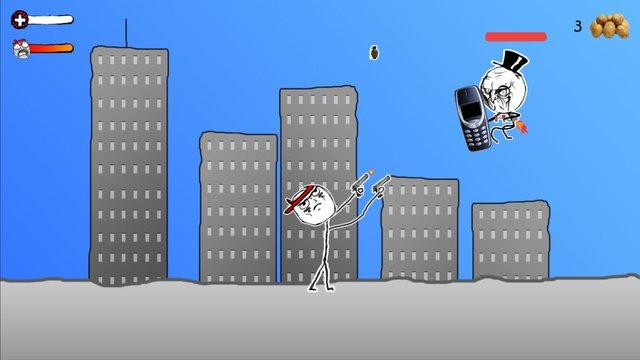 Rage Wars screenshot