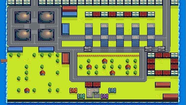 Armored Gear screenshot