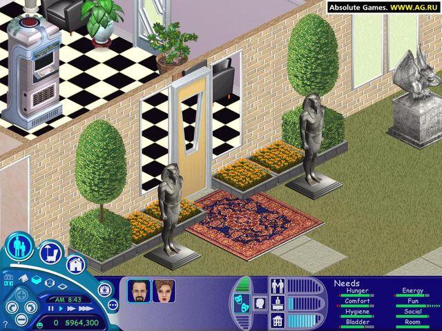 The Sims: Livin' Large screenshot