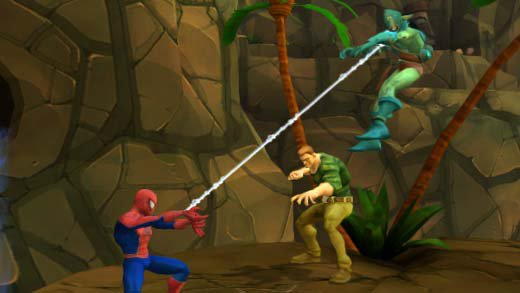 Spider-Man: Friend or Foe screenshot