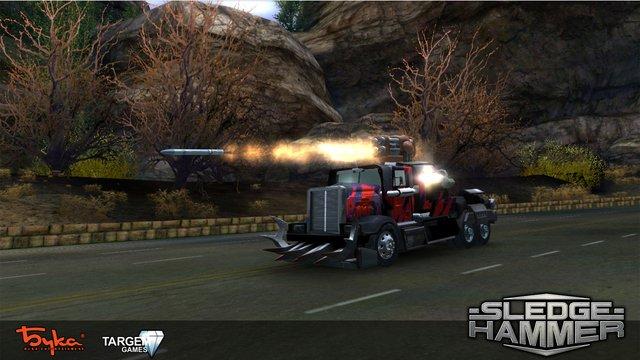 Sledgehammer / Gear Grinder screenshot