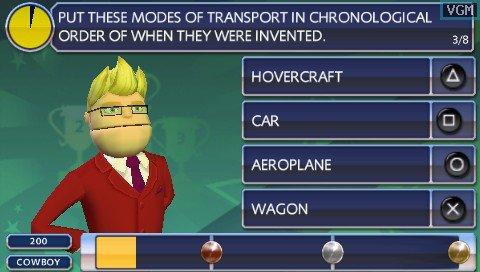 Buzz!: Master Quiz screenshot
