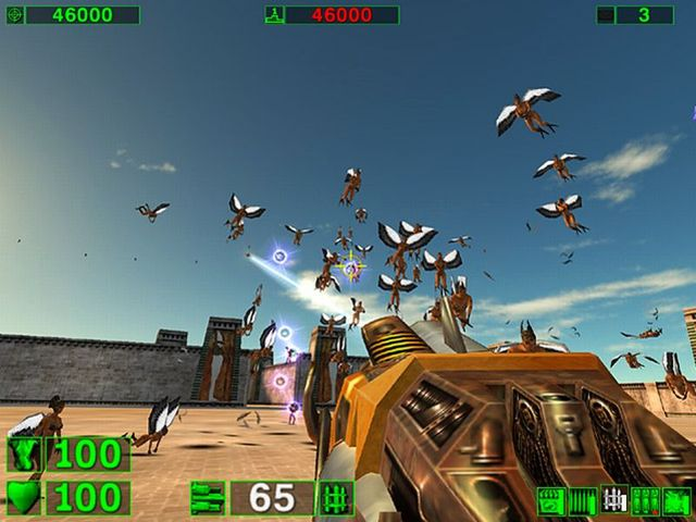 Serious Sam: The First Encounter screenshot