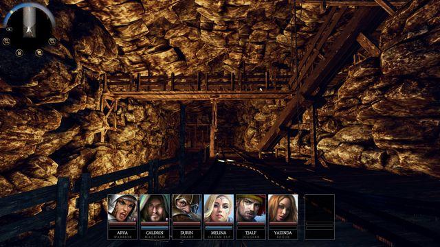 Realms of Arkania: Star Trail screenshot
