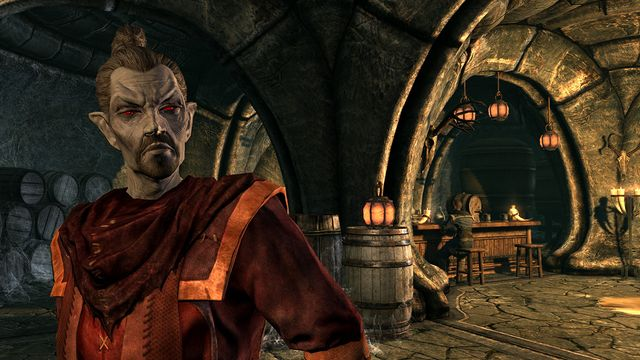 The Elder Scrolls V: Skyrim - Dragonborn screenshot