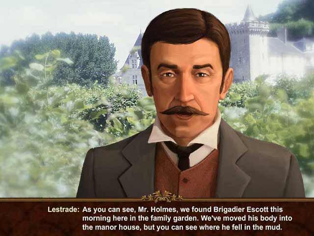 Шерлок Холмс. Неизвестные истории screenshot