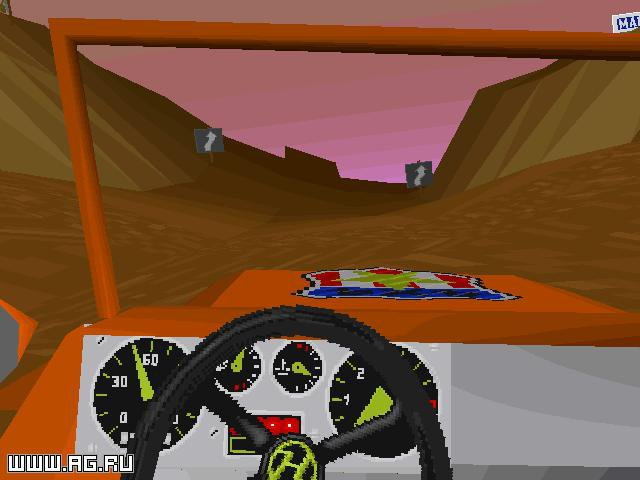 Big Red Racing screenshot
