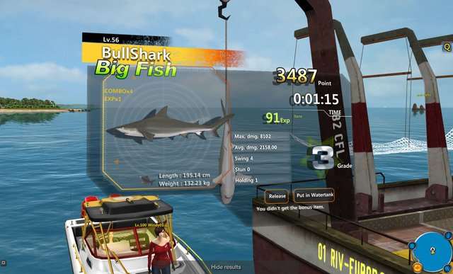 World of Fishing screenshot