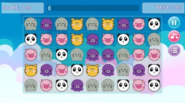 Animal Crush screenshot