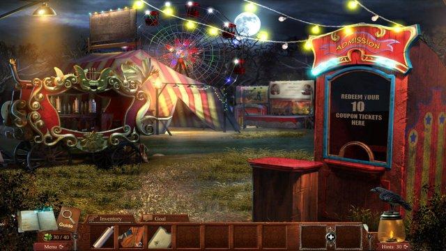 Midnight Mysteries 4: Haunted Houdini screenshot