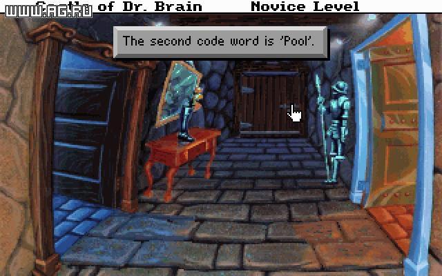 Castle of Dr. Brain screenshot