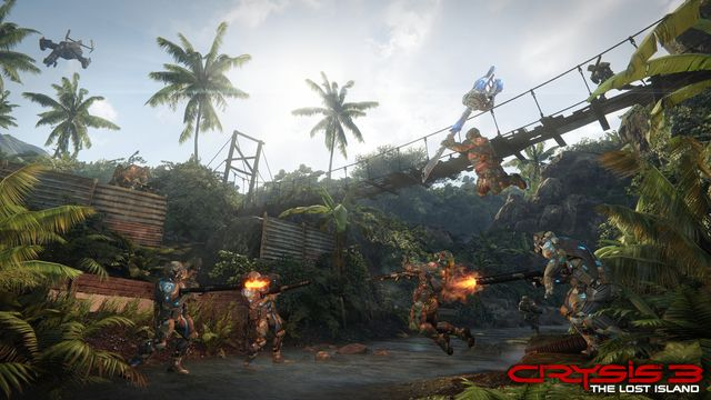 Crysis 3: The Lost Island screenshot