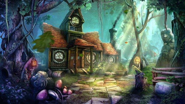 Queen's Quest 2: Stories of Forgotten Past (Xbox One Version) screenshot
