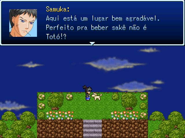 Fantasya Final Definitiva REMAKE screenshot