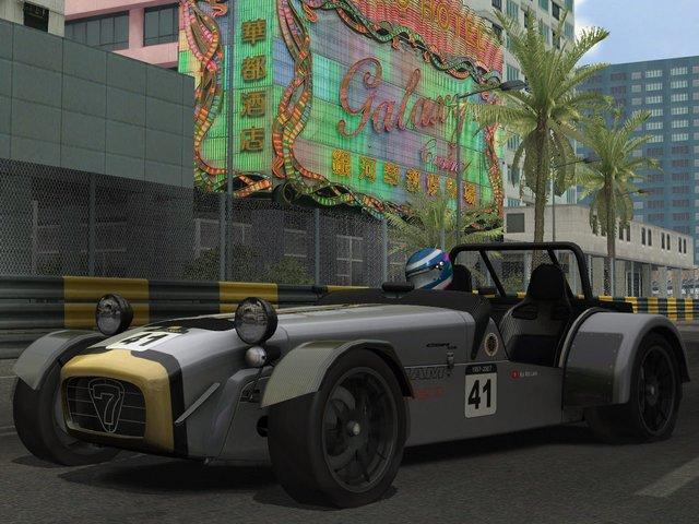 RACE: Caterham Expansion screenshot