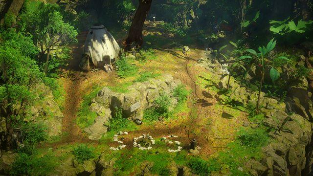 Robinson: The Journey screenshot