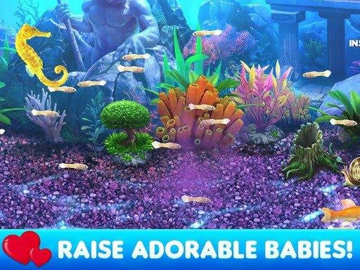 Fish Tycoon 2 Virtual Aquarium screenshot