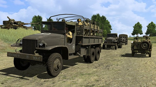 Iron Front: Liberation 1944 - Освобождение screenshot