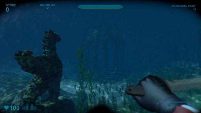 Shark Attack Deathmatch 2 screenshot