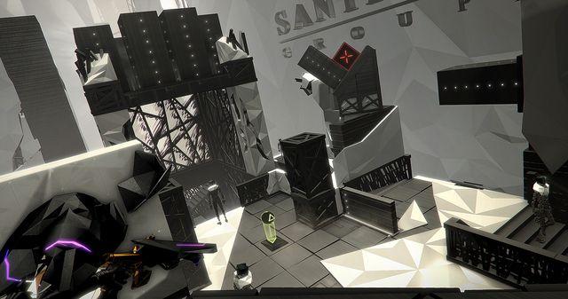 Deus Ex: Breach screenshot