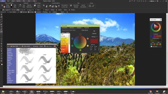 PD Particles 9 screenshot