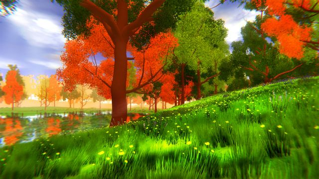 Trianga's Project: Battle Splash 2.0 screenshot