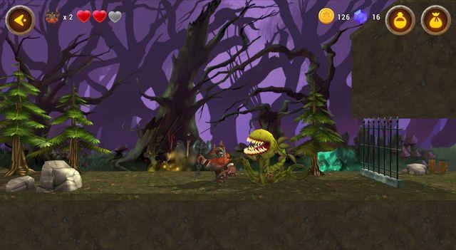 Nine Worlds - A Viking saga screenshot