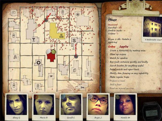 Zafehouse: Diaries screenshot