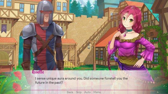 Escape from the Princess screenshot