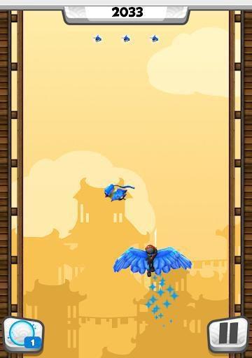 NinJump screenshot