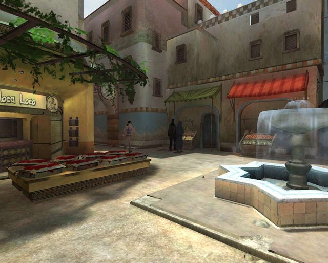 Dreamfall: The Longest Journey screenshot №3 preview