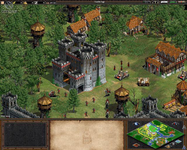 Age of Empires II: Age of Kings screenshot