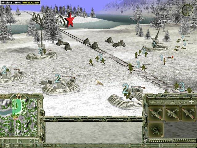 Frontline Attack: War over Europe screenshot