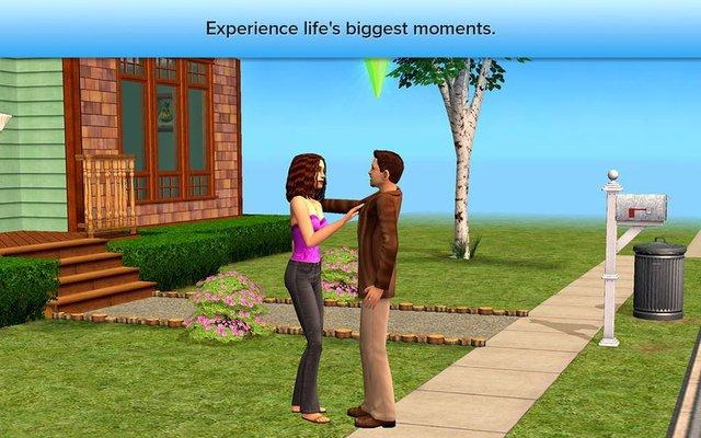 The Sims 2: Life Stories screenshot