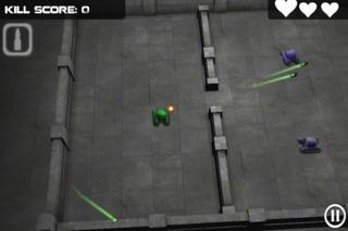 Tank Hero Lite screenshot