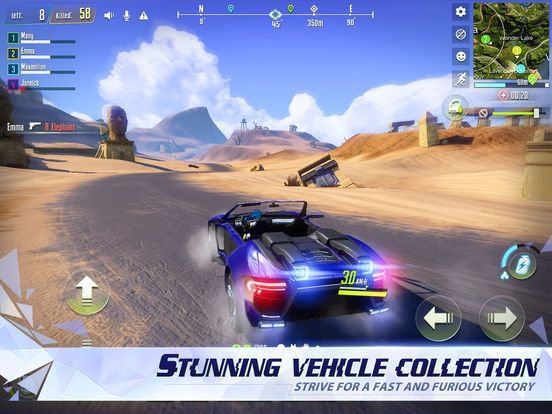 Cyber Hunter screenshot
