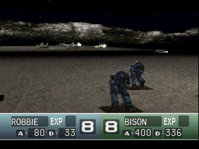 Military Madness (Nectaris) (1998) screenshot