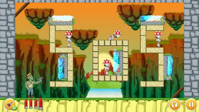 Undead vs Plants screenshot