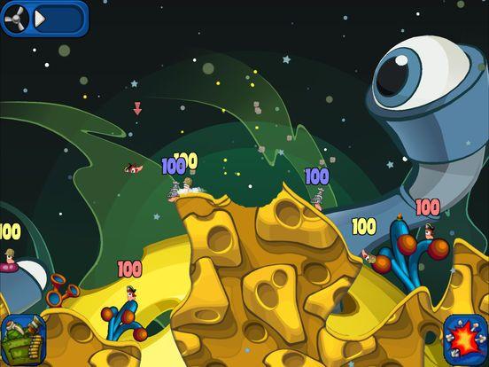 Worms 2: Armageddon screenshot