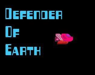 Defender of Earth screenshot