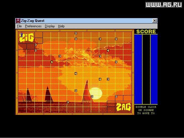 Zig-Zag screenshot