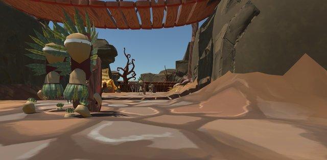 Tribocalypse VR screenshot