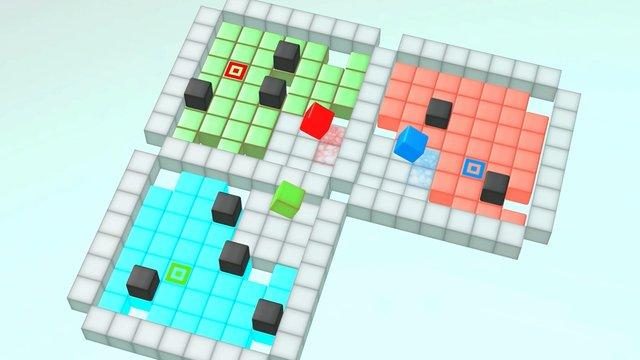 GooCubelets: Color Blocking screenshot