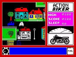 Action Biker screenshot