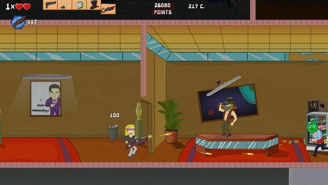 Weird Hero screenshot