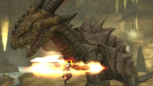 Dragon Blade: Wrath of Fire screenshot