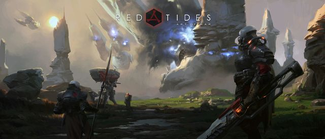 Art of War: Red Tides (Coming Soon) screenshot