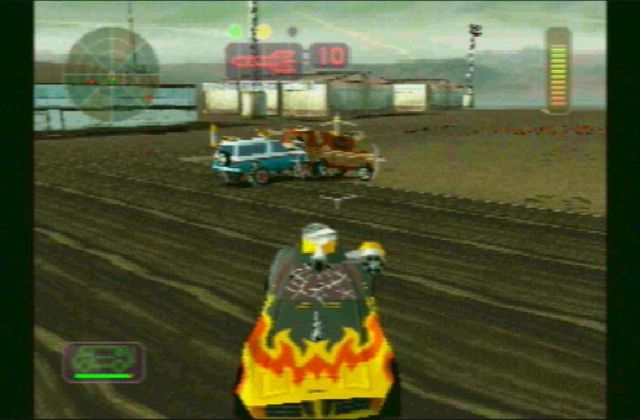 Vigilante 8 screenshot